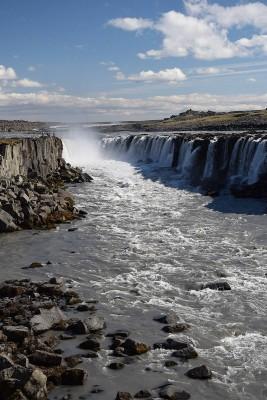 Selfoss, la superbe chute islandaise