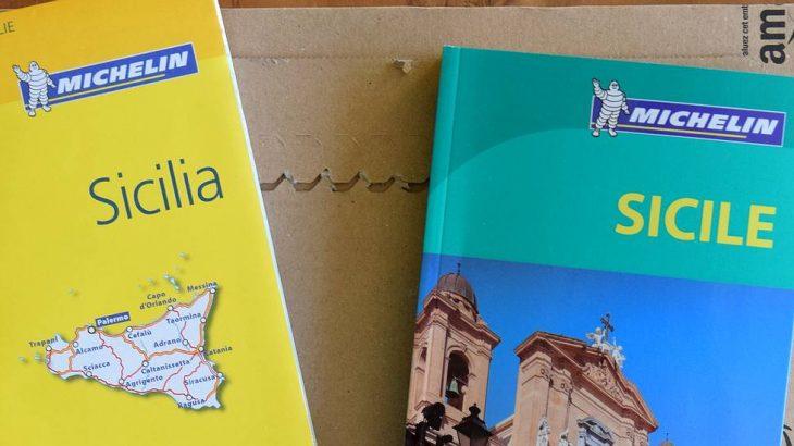 Sicile, préparation du voyage