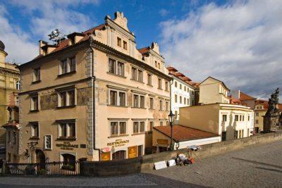 Hôtel U Tří Pštrosů - Prague