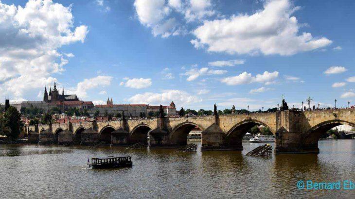 Prague, le pont Charles