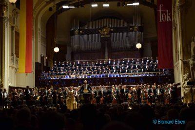 Prague, concert à la Maison Municipale