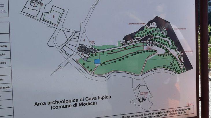 Cava d'Ispica - site archéologique