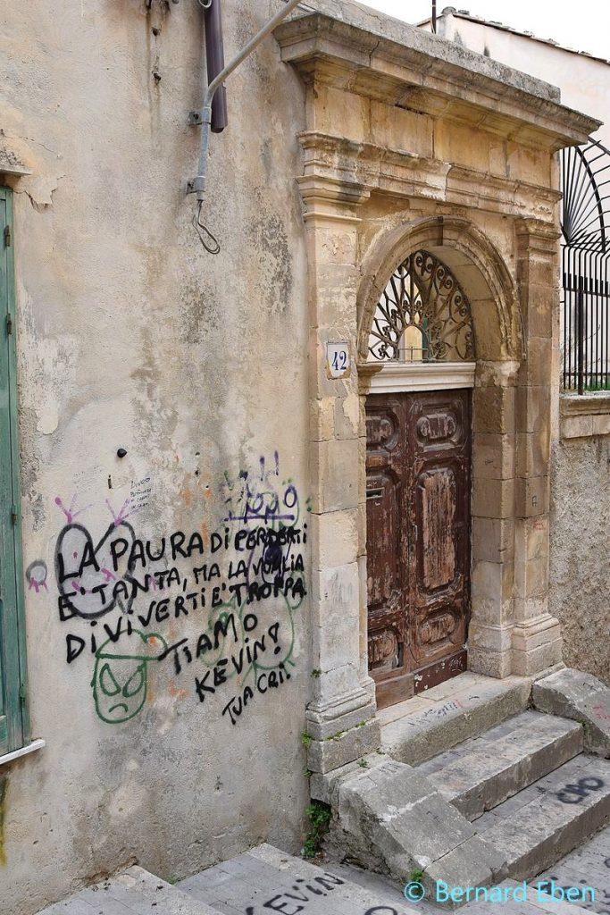 Sicile - Bernard Eben 2016
