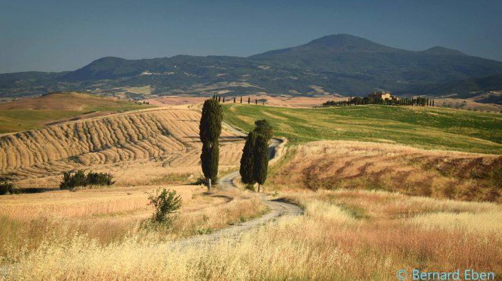 Agritourismes en Toscane - Bernard Eben