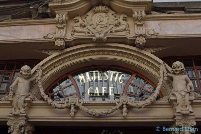 Porto - Café Majestic - Bernard Eben
