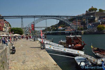 Porto- Pont Dom-Luis - Bernard Eben