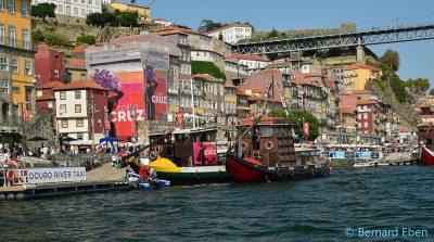 Porto-Quai de la Ribeira - Bernard Eben