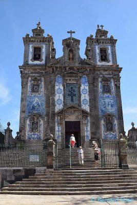 Porto - Eglise St Ildefonso - Bernard Eben