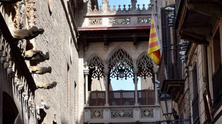 Barcelone - Quartier Gothique - Bernard Eben