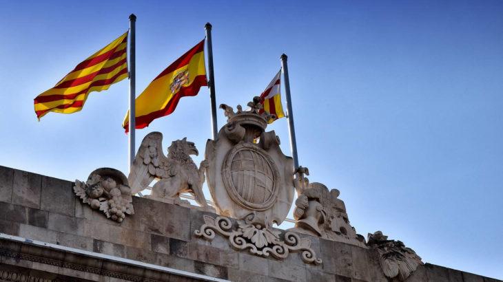 Barcelone - l'indépendance de la Catalogne - Bernard Eben