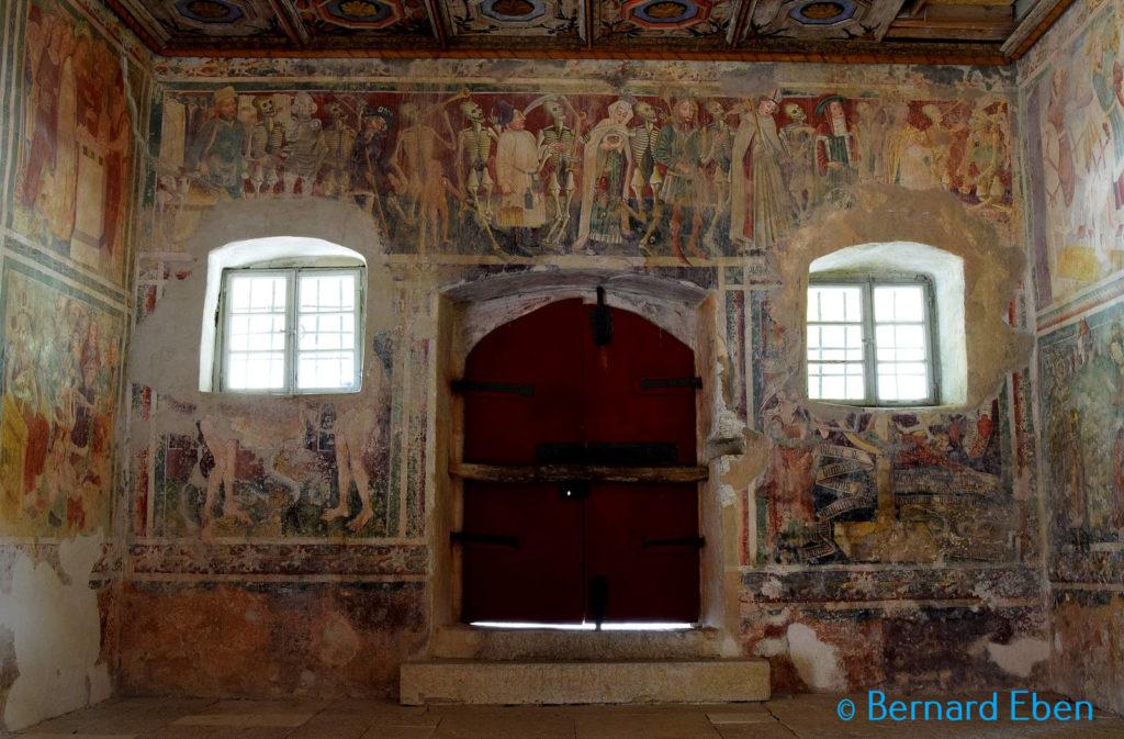 Croatie - La chapelle de Beram - Bernard Eben