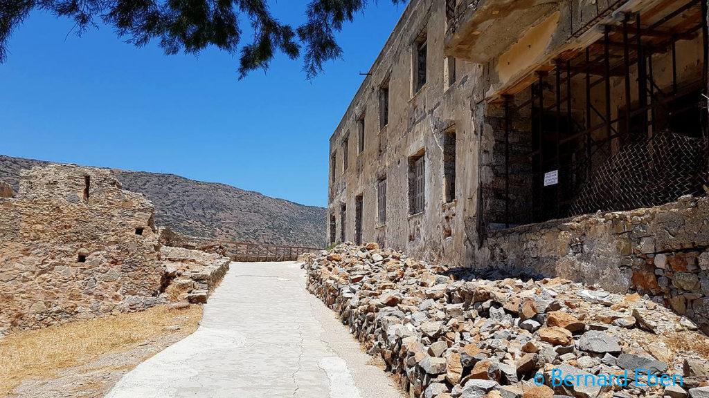 Crète - Citadelle de Spinalonga
