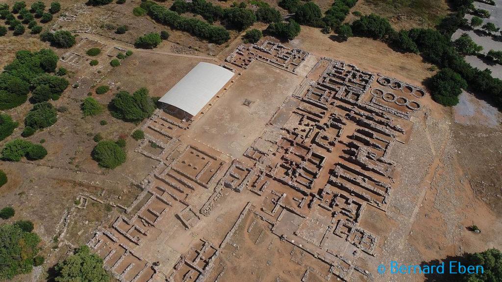 Palais de Malia - Crète