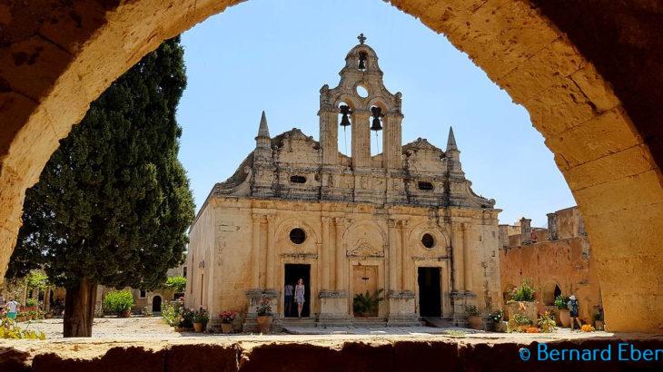 Monastères de Crète