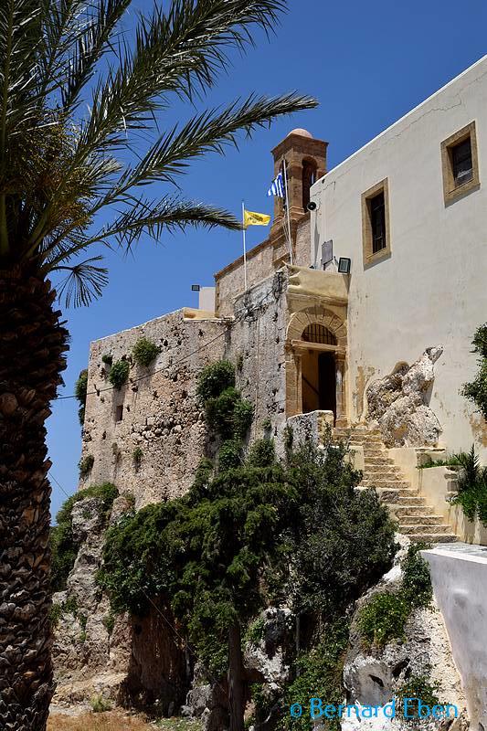 Monastère de Chrissoskalitissa - Crète - Bernard Eben