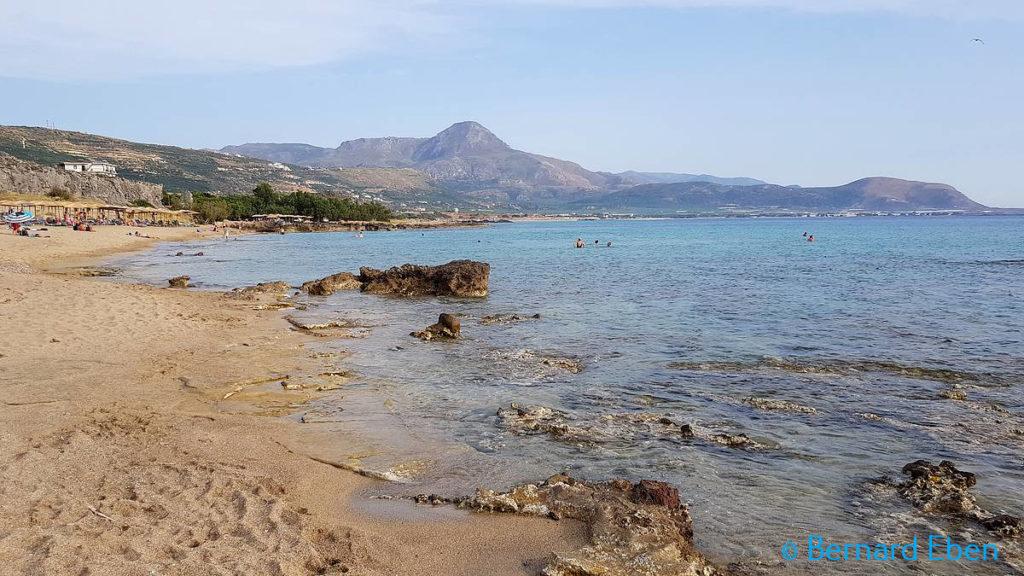 Falassarna Beach - Crète - Bernard Eben