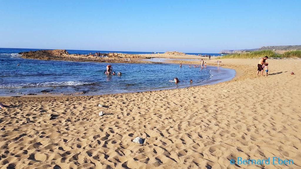Malia Beach - Crète - Bernard Eben