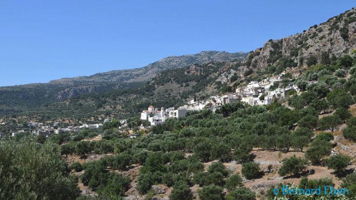 Crète - Plateau de Lassithi - Bernard Eben
